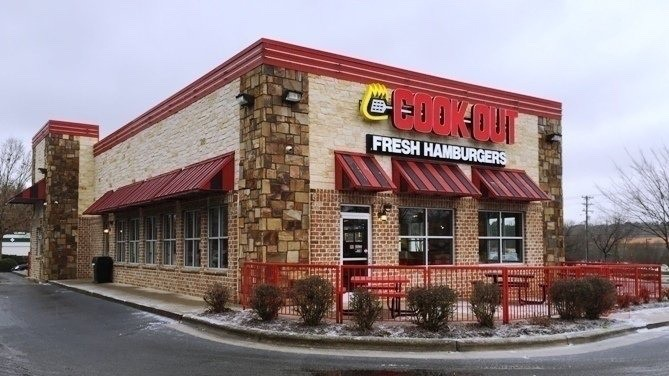 Cook Out Menu & Prices