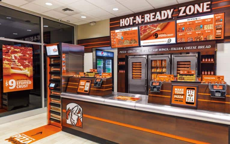Little Caesars Pizza Hot-N-Ready Prices