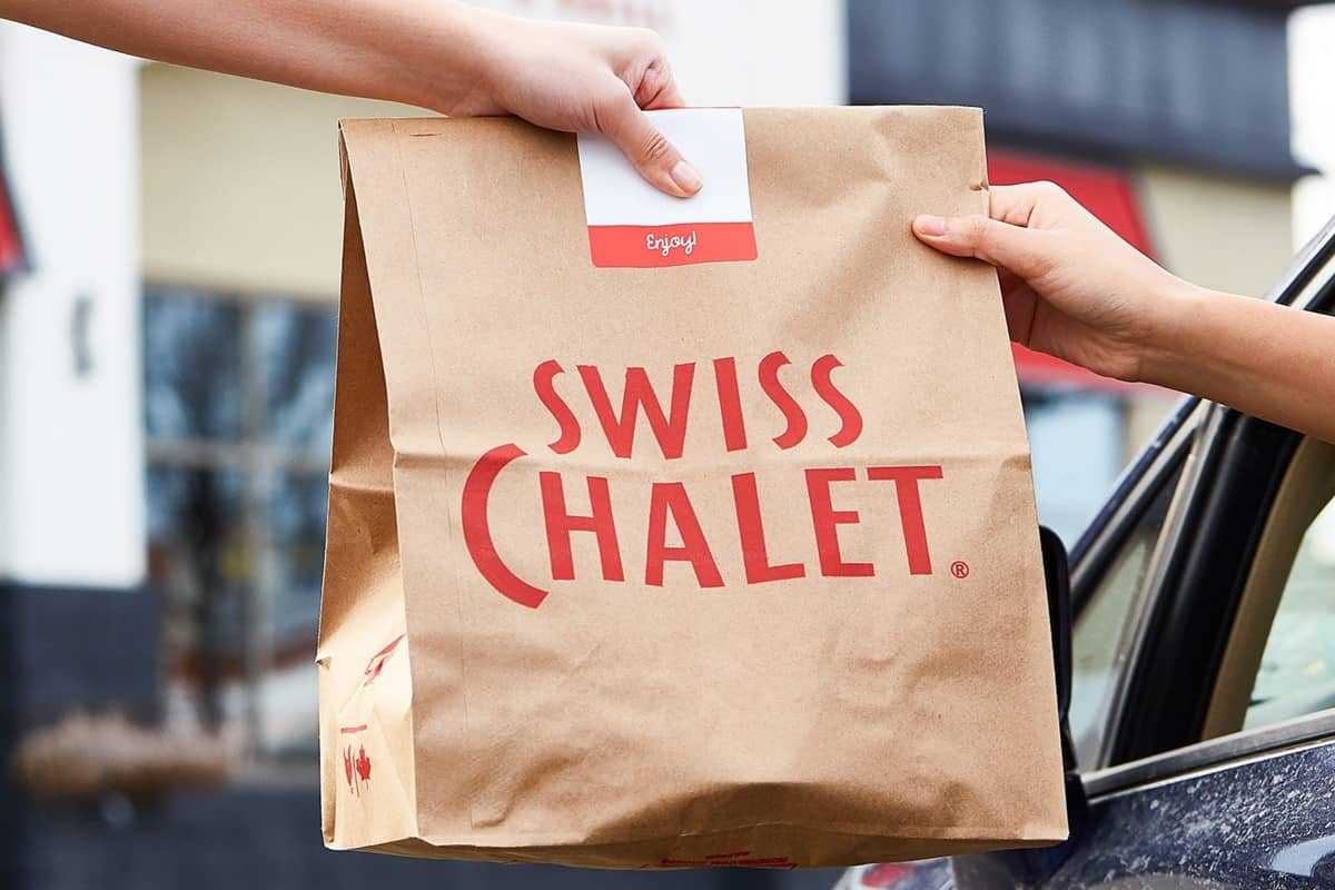 Swiss Chalet Menu & Prices in Canada