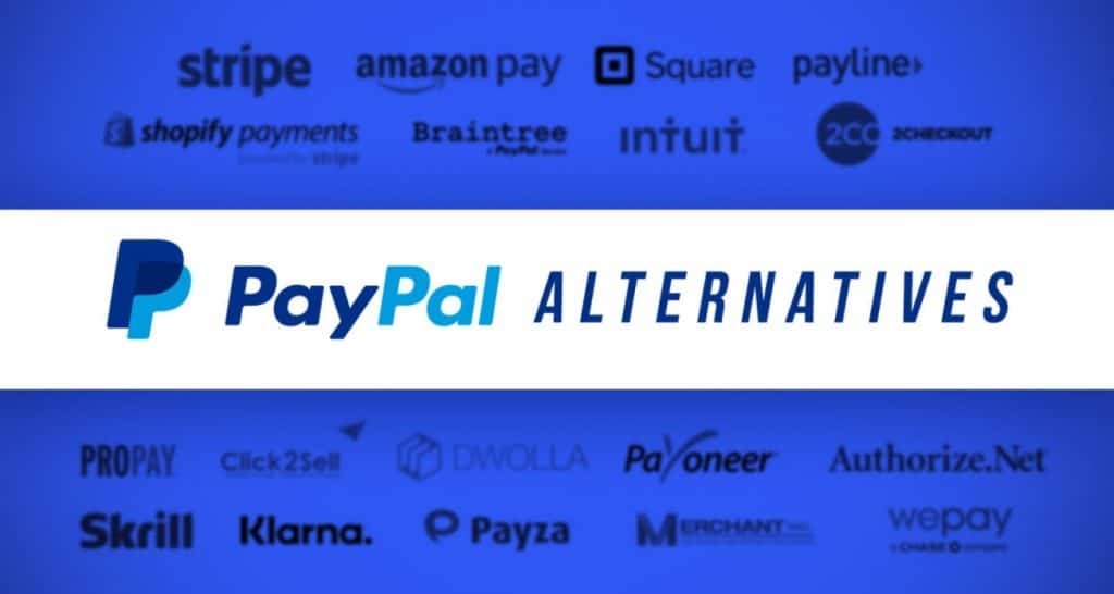 PayPal is not the only medium for online payments. It is just largely accepted by people worldwide here are some of Other PayPal Alternatives